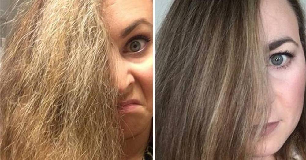 3 ingredientes que deberías añadir a tu shampoo para salvar un cabello dañado