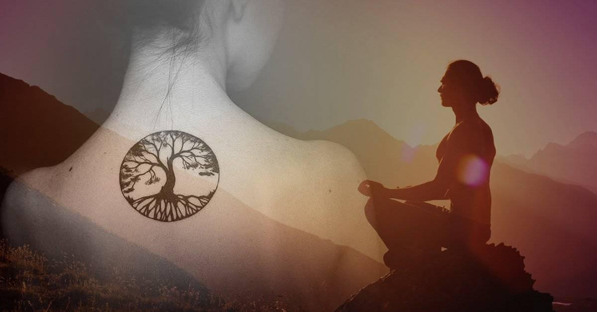 Tatuajes que solo se harían las personas que tienen una misión espiritual en la