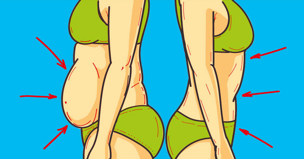 Barriga de mamá: cuáles son sus causas y cómo deshacerse de ella