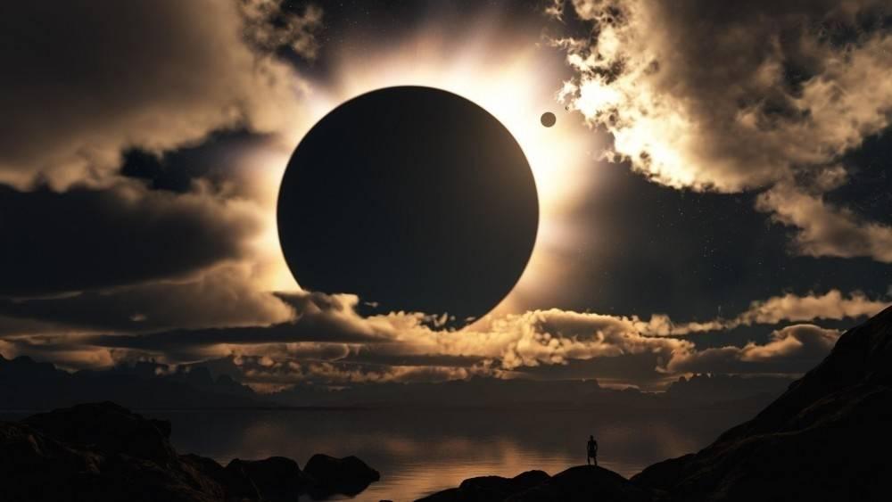 El primer eclipse registrado de la historia está en la Biblia