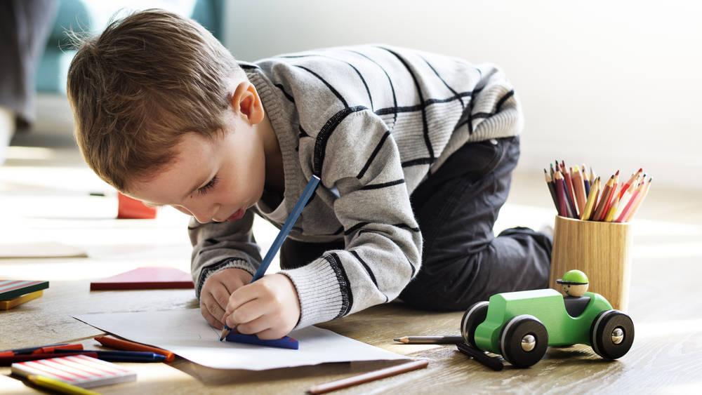 Aislamiento sano: actividades para hacer con los niños en casa