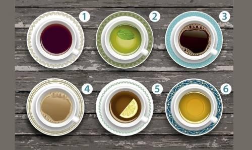 ¿Cuál es tu té preferido? Elige una taza y descubre cuál es la mayor cuali..