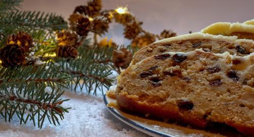 Conoce estas dos recetas fáciles y saludables de pan dulce para las fiestas