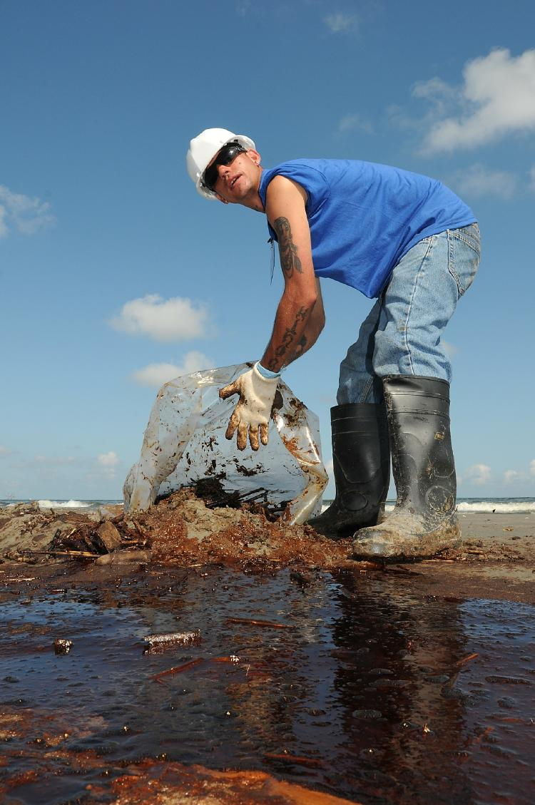 Israel cierra sus playas del Mar Mediterráneo por derrame de petróleo