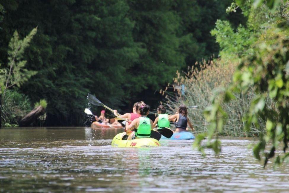 Kanoo Connect- kayak en el delta