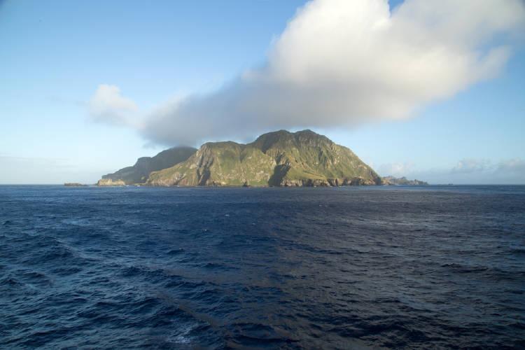 Tristan da Cunha: la isla más remota de planeta