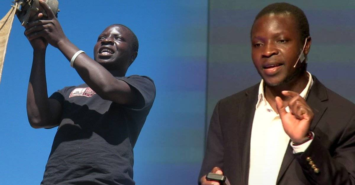 La historia de este joven muestra que no necesitas dinero para cambiar el mundo
