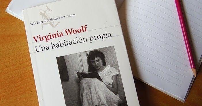 Libros escritos por mujeres:una habitación propia