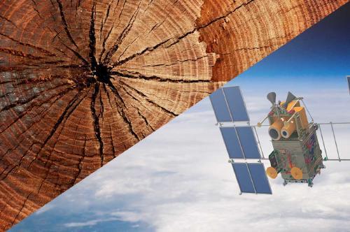 Japón desarrollará satélites de madera para reducir la basura espacial