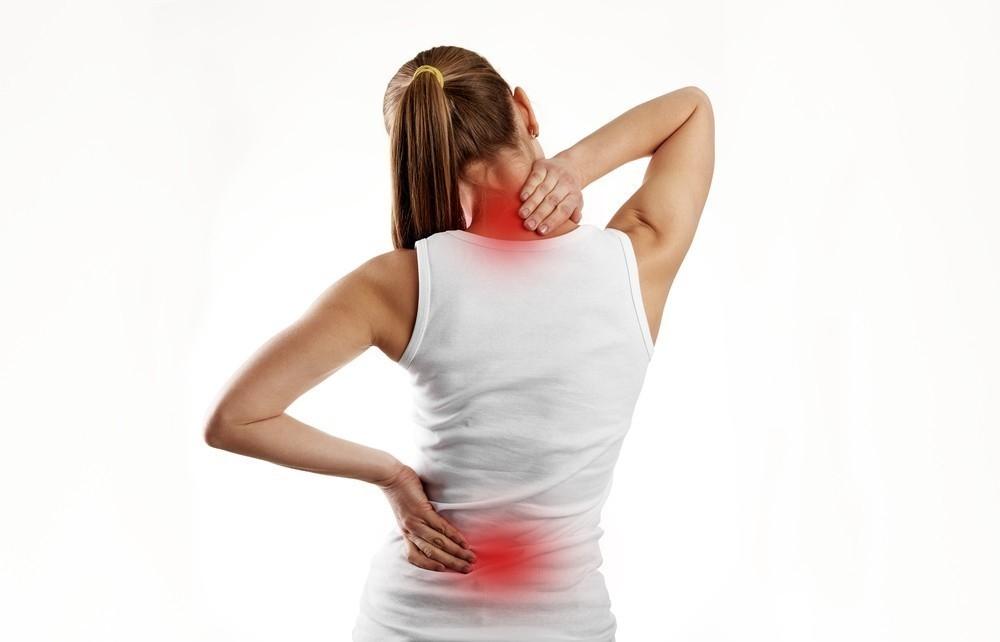 dolor de espalda y higado graso