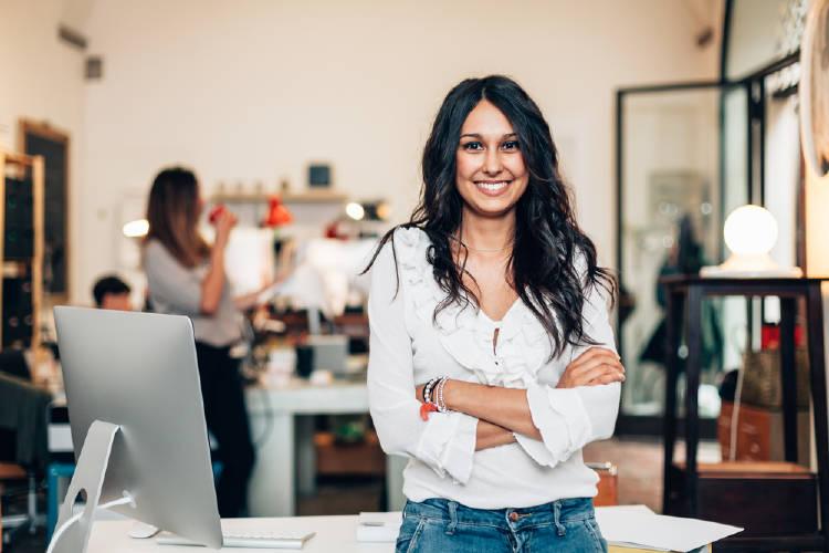 mujer empresaria