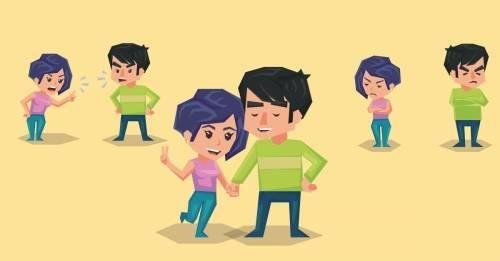 6 etapas que tu pareja sí o sí atravesará y debes estar preparado