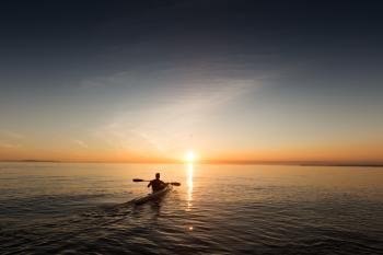 pensar autoconocimiento kayak