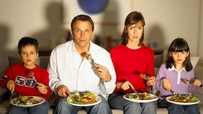 comida televisión