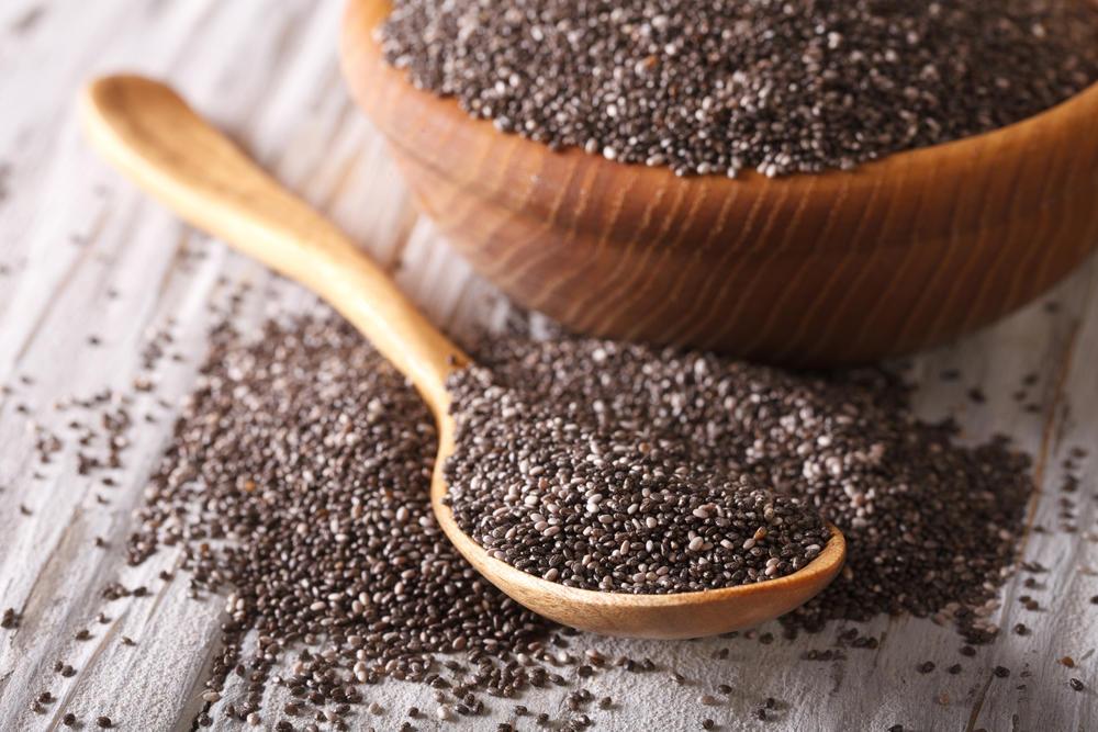 10 beneficios de Las semillas de Chía para la salud