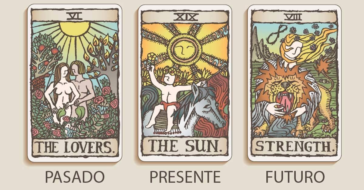 Elige una carta ahora y recibe un mensaje para el pasado, presente y futuro