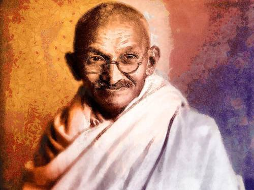 Los 10 fundamentos para cambiar el mundo según Gandhi