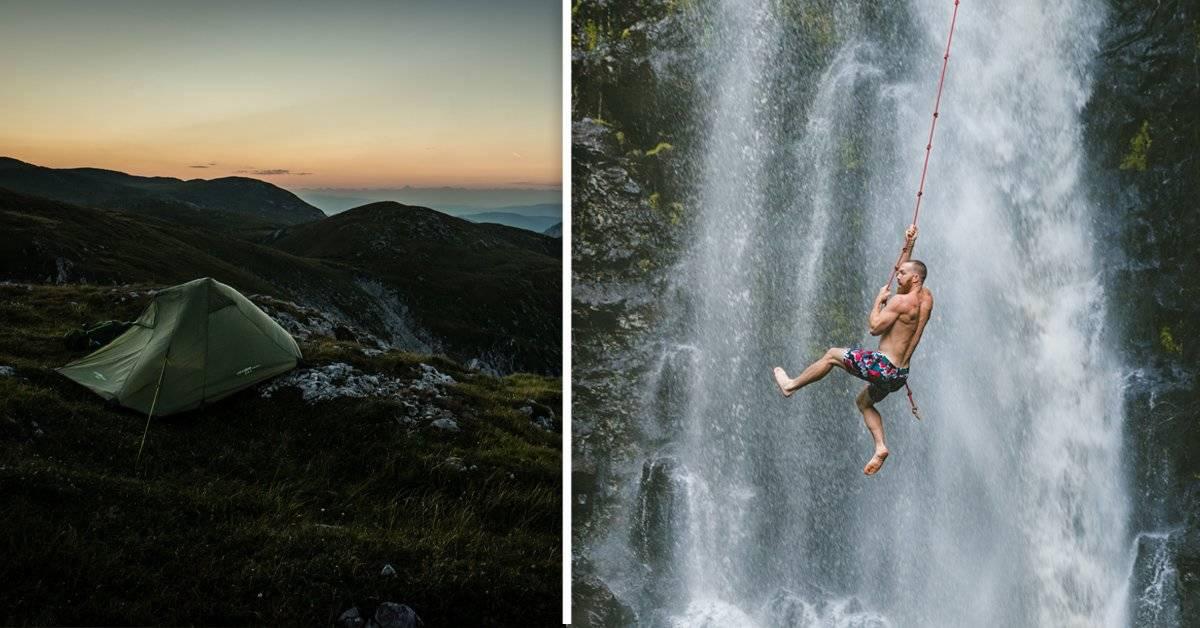 5 retos en la naturaleza que deberías hacer una vez en la vida