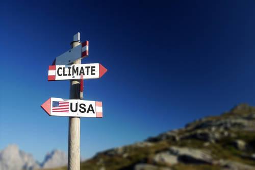 Estados Unidos podría estar fuera del Acuerdo de París en 2020