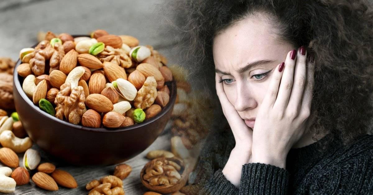 Este fruto seco puede ayudar a combatir la depresión