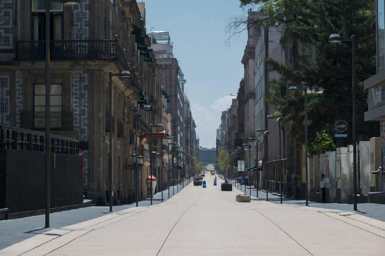 calle cdmx