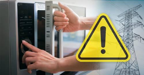 ¿Cuánto contamina un horno microondas? Este es el cálculo