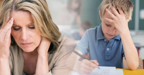 Así deberías actuar si tu hijo tiene malas notas