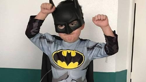 La campaña de un niño con leucemia a favor de la donación de médula ósea