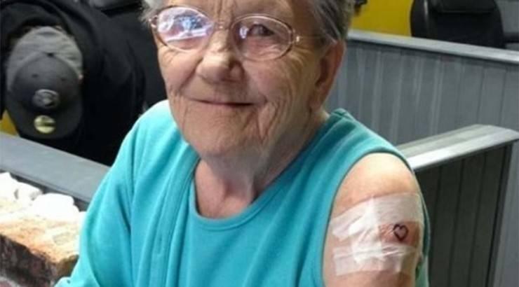 Esta abuela de 79 años se escapó de la residencia de ancianos para hacer su ..