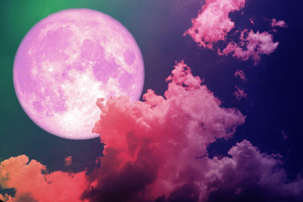 Superluna de Fresa: descubre cómo y cuándo podrás ver la última luna gigante del