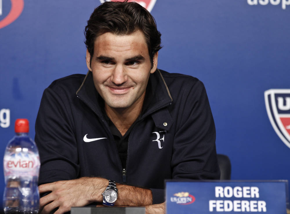 Roger Federer responde a las duras acusaciones de Thunberg