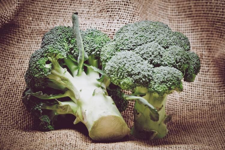 Brócoli: un alimento con menos de 50 calorías