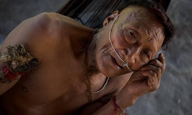 Toda una tribu está muriendo intoxicada por mercurio y nadie habla de ellos