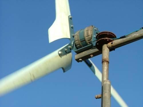 Cómo construir un generador eólico casero