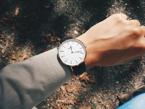 que significa ver la misma hora y los mismos minutos