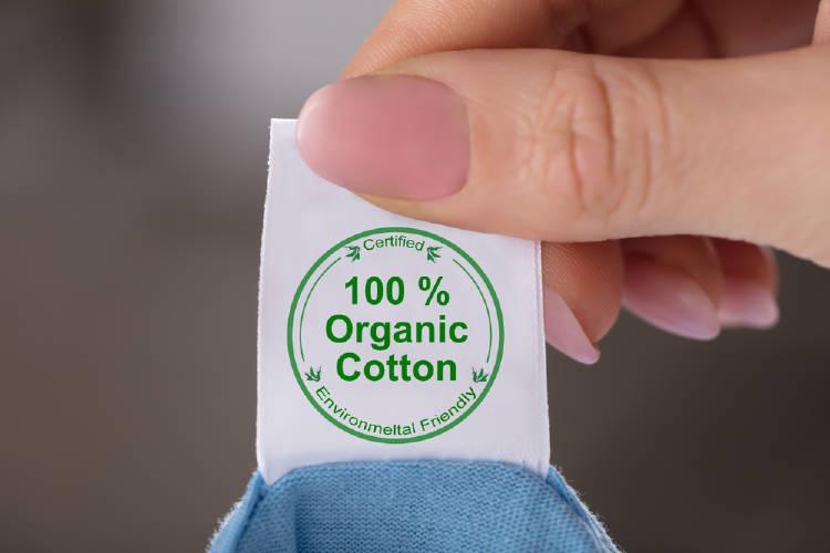 Ropa orgánica certificada