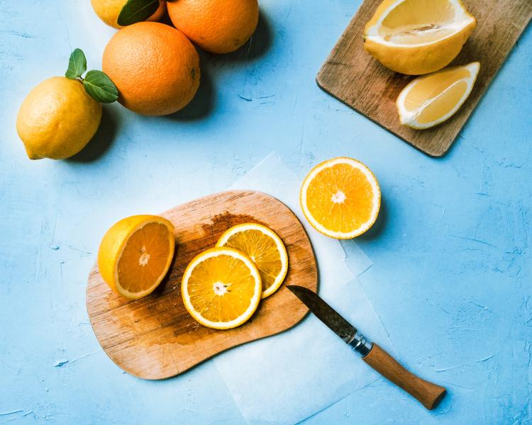 citricos naranja