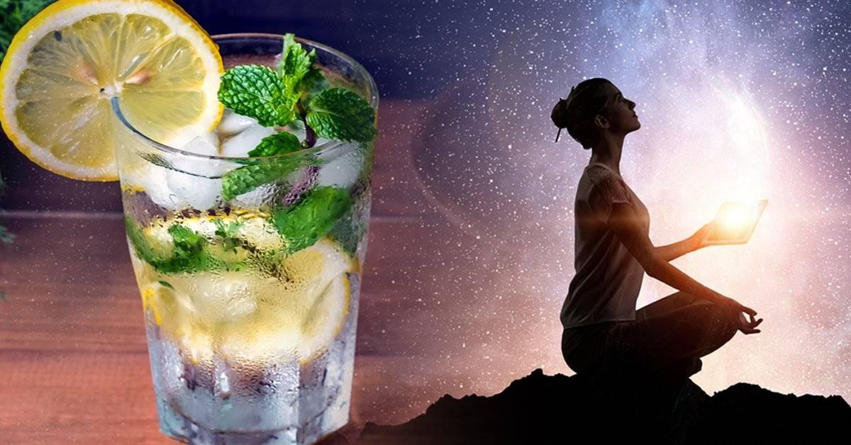 Usa un vaso con agua y limón para encontrar todas las respuestas y tomar decisiones