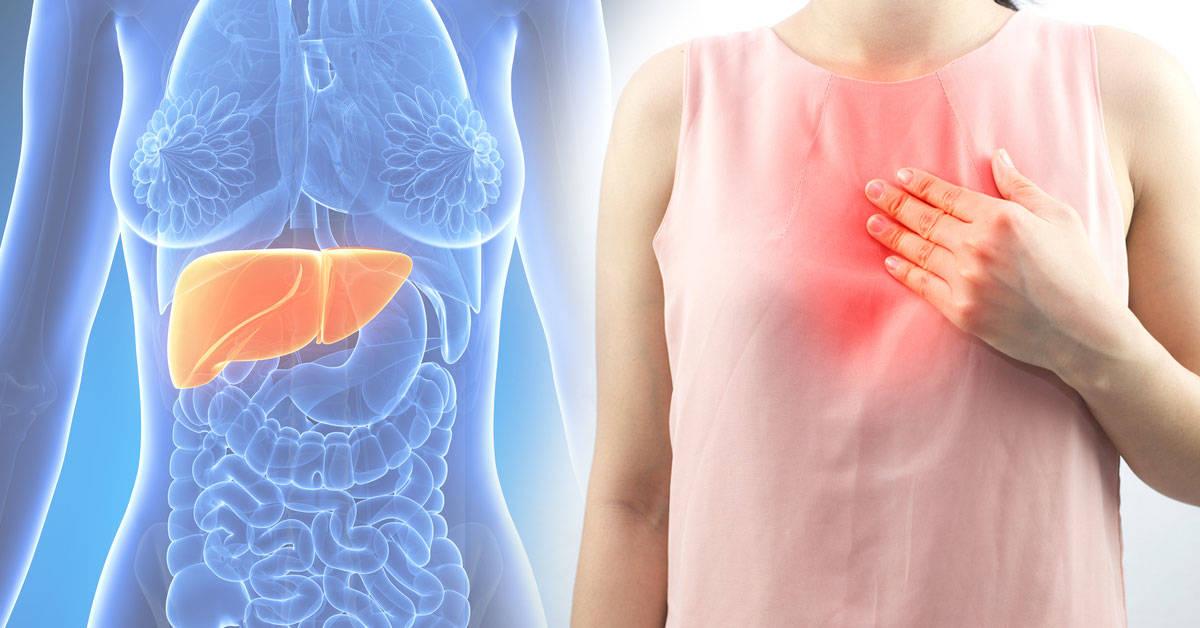8 señales que manda tu hígado cuando está sufriendo