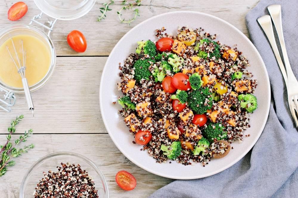Conoce por qué la quinoa es considerada un superalimento