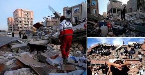 Terremoto en Iraq e Irán: lejos, pero terrible