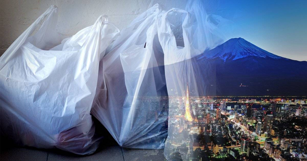 """Esto está haciendo Japón para """"desintoxicarse"""" de su adicción al plástico"""