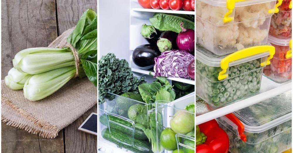 Así puedes guardar tus frutas y verduras para que duren mucho más tiempo