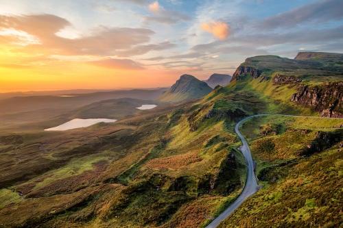 Una Isla en Escocia ofrece empleo y viviendas a bajo precio