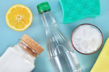 Productos de limpieza caseros y ecológicos