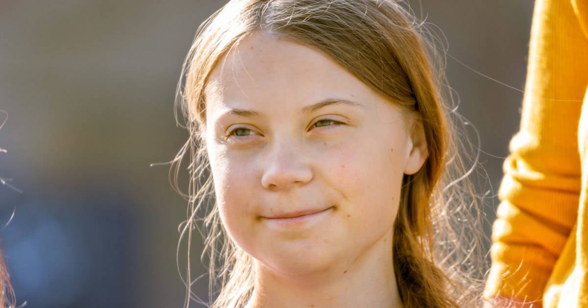 Greta Thunberg estuvo en el programa de Ellen DeGeneres y defendió el veganismo