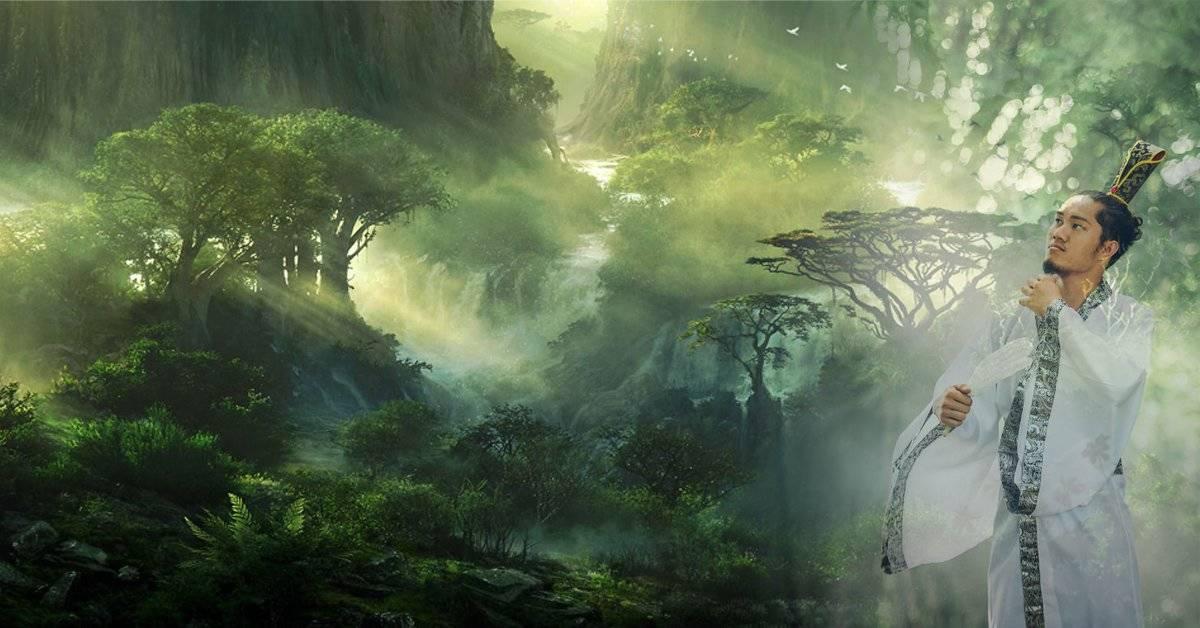 La fábula japonesa de los genios en el bosque que enseña sobre las dificultades y las oportunidades