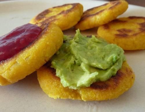 Pancitos de maíz, patata y calabaza sin gluten