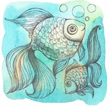 El signo del zodíaco piscis - ascendente carta astral