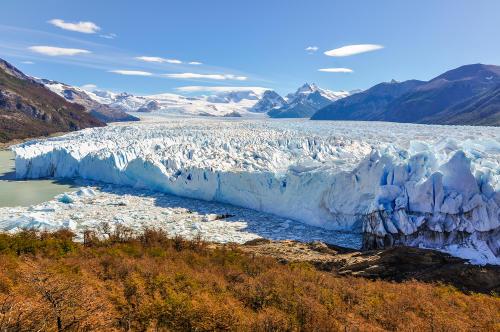 Los efectos del cambio climático en la Patagonia Argentina